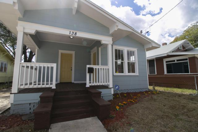 138 W 21ST St, Jacksonville, FL 32206 (MLS #980501) :: EXIT Real Estate Gallery