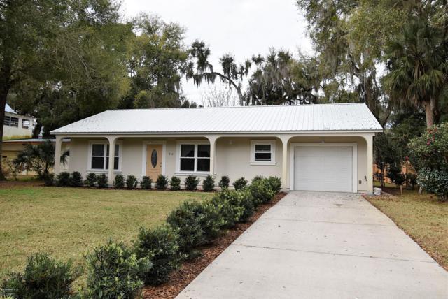 236 S Prospect St, Crescent City, FL 32112 (MLS #980629) :: Sieva Realty