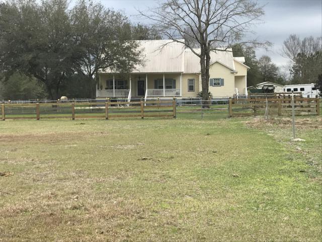 545 County Rd 217, Jacksonville, FL 32234 (MLS #980659) :: Berkshire Hathaway HomeServices Chaplin Williams Realty