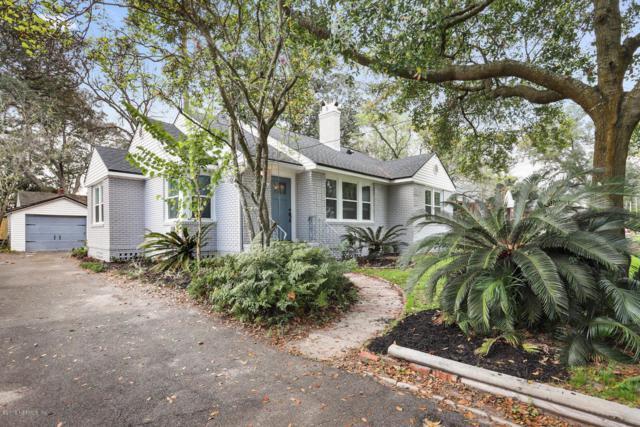 1674 Charon Rd, Jacksonville, FL 32205 (MLS #980699) :: The Edge Group at Keller Williams