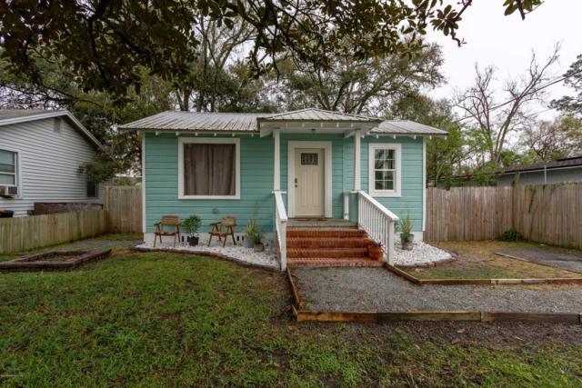 4641 Kingsbury St, Jacksonville, FL 32205 (MLS #980702) :: The Edge Group at Keller Williams