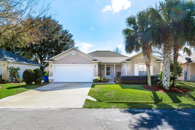 229 St Thomas St, St Augustine, FL 32095 (MLS #980948) :: CrossView Realty