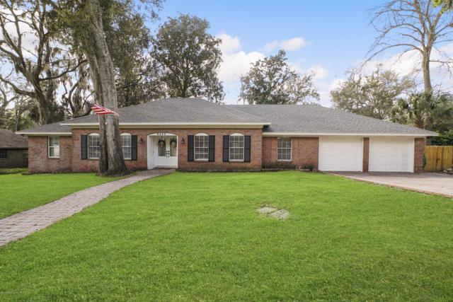 4420 Monument Point Dr, Jacksonville, FL 32225 (MLS #981147) :: EXIT Real Estate Gallery