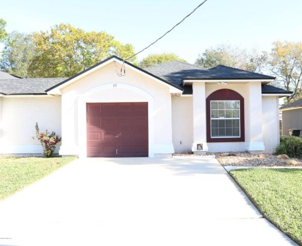 89 W 13TH St, Atlantic Beach, FL 32233 (MLS #981260) :: The Hanley Home Team