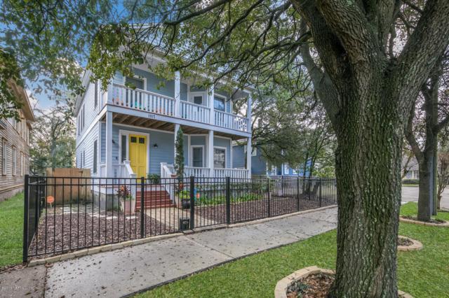 1917 N Liberty St, Jacksonville, FL 32206 (MLS #981316) :: The Edge Group at Keller Williams