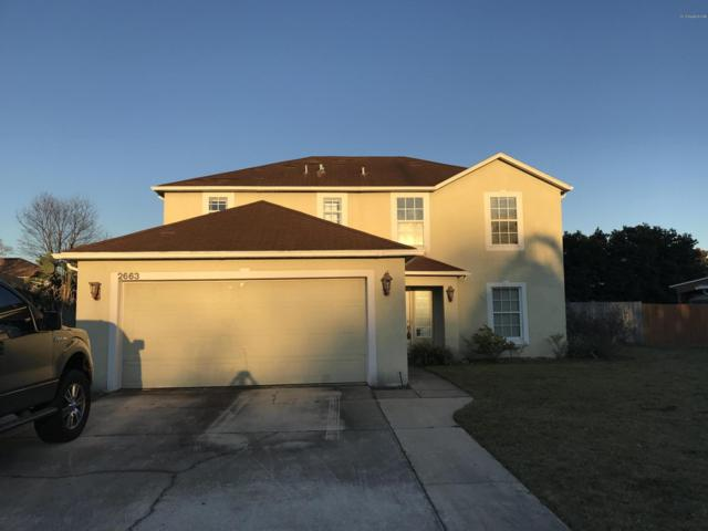 2663 Cobblestone Forest Dr, Jacksonville, FL 32225 (MLS #981489) :: Ponte Vedra Club Realty | Kathleen Floryan
