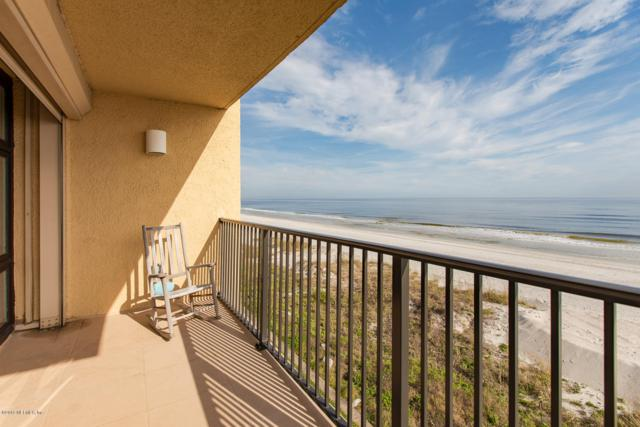 2200 Ocean Dr S 4B, Jacksonville Beach, FL 32250 (MLS #981513) :: The Hanley Home Team