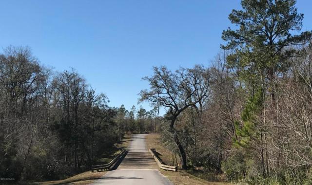 0000 Lot 80 Deep Creek Dr, Bryceville, FL 32009 (MLS #981550) :: Memory Hopkins Real Estate