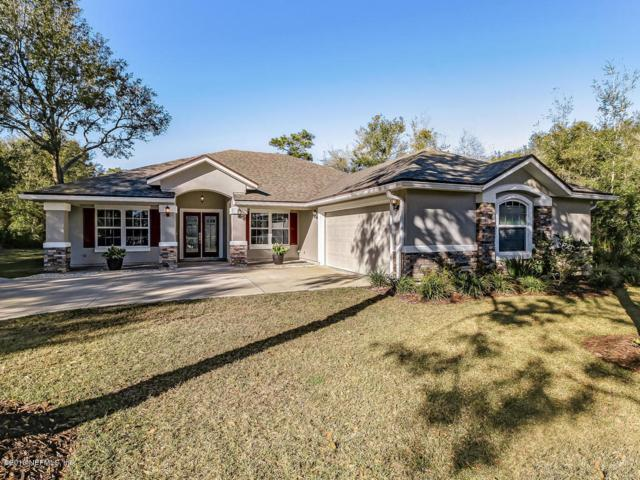 96171 Gravel Creek Dr, Yulee, FL 32097 (MLS #981551) :: Berkshire Hathaway HomeServices Chaplin Williams Realty