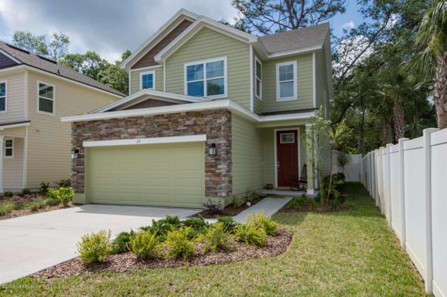 27 Moultrie Creek Cir, St Augustine, FL 32086 (MLS #981700) :: EXIT Real Estate Gallery