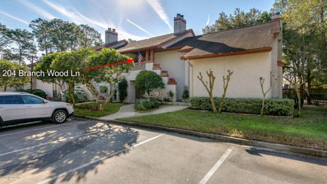204 Branch Wood Ln #204, Jacksonville, FL 32256 (MLS #981723) :: EXIT Real Estate Gallery