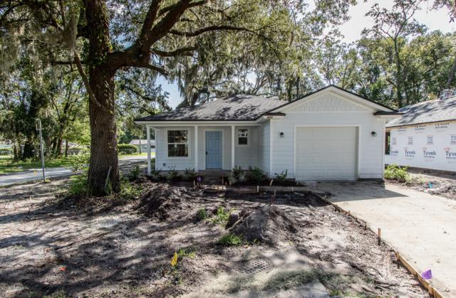 1406 Palmer St, GREEN COVE SPRINGS, FL 32043 (MLS #981805) :: Florida Homes Realty & Mortgage