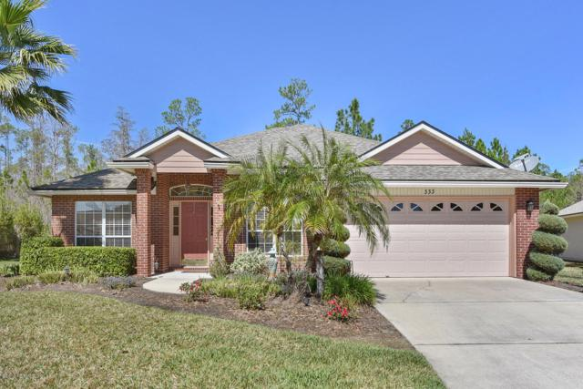 333 Carolina Jasmine Ln, St Johns, FL 32259 (MLS #981838) :: Home Sweet Home Realty of Northeast Florida