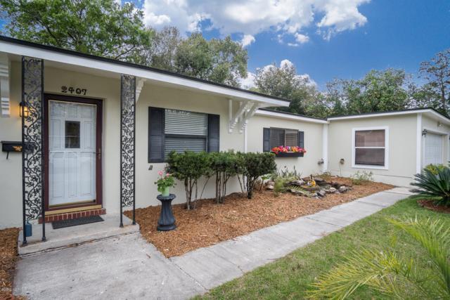 2407 Clemson Rd, Jacksonville, FL 32217 (MLS #981866) :: Ponte Vedra Club Realty | Kathleen Floryan