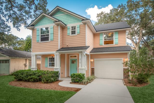 410 F St, St Augustine, FL 32080 (MLS #981948) :: Berkshire Hathaway HomeServices Chaplin Williams Realty