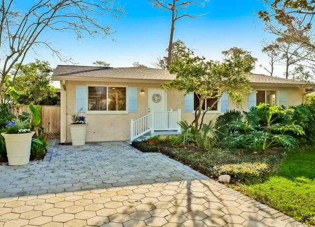 715 Holly Dr, Jacksonville Beach, FL 32250 (MLS #982025) :: EXIT Real Estate Gallery