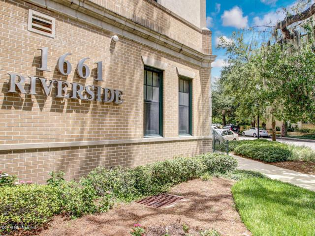 1661 Riverside Ave #105, Jacksonville, FL 32204 (MLS #982126) :: Young & Volen | Ponte Vedra Club Realty