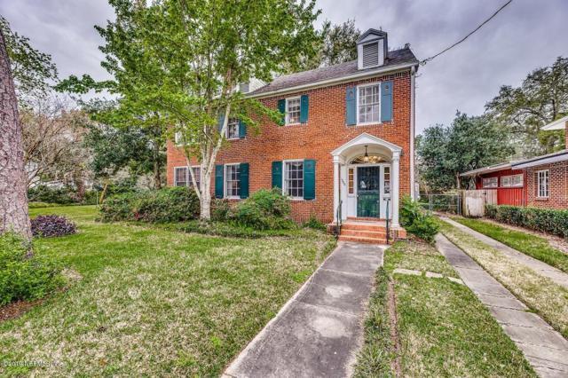 1308 Windsor Pl, Jacksonville, FL 32205 (MLS #982172) :: The Hanley Home Team