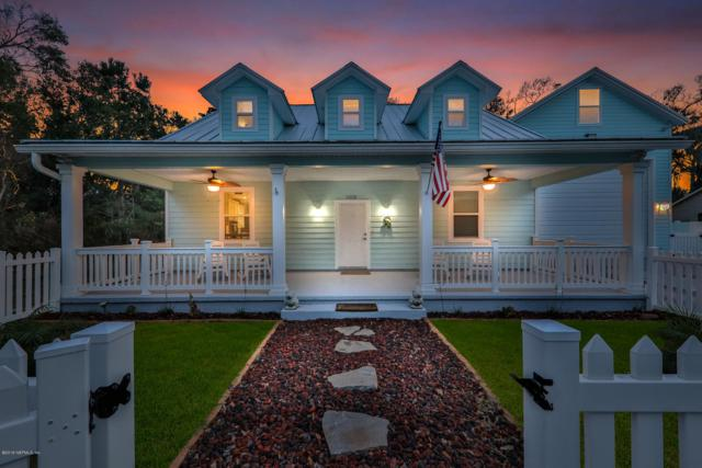 1438 Lewis St, Fernandina Beach, FL 32034 (MLS #982257) :: Memory Hopkins Real Estate