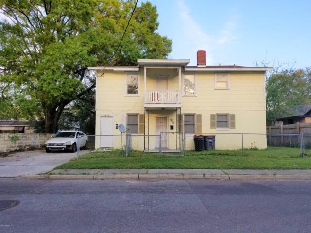 1811-1815 Whitner St, Jacksonville, FL 32209 (MLS #982472) :: EXIT Real Estate Gallery