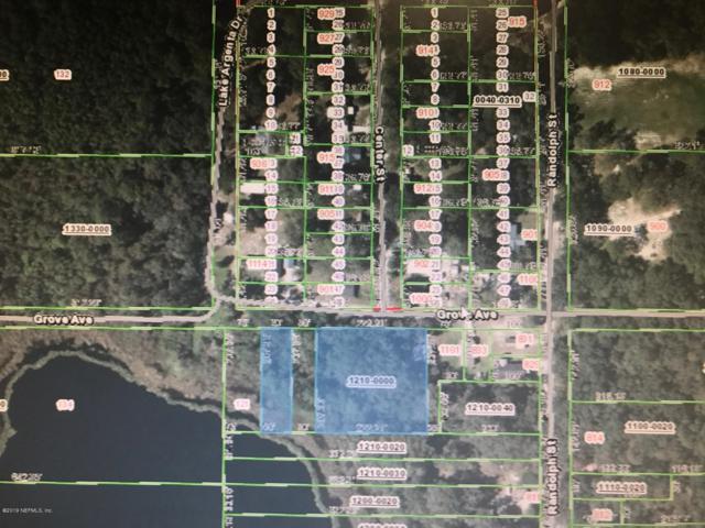 831 Randolph St, Crescent City, FL 32112 (MLS #982547) :: Berkshire Hathaway HomeServices Chaplin Williams Realty