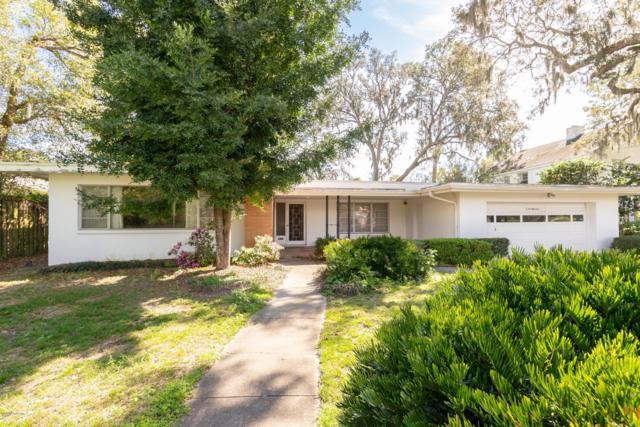 4051 Alcazar Ave, Jacksonville, FL 32207 (MLS #982881) :: EXIT Real Estate Gallery