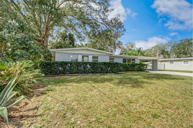 222 N Whitney St, St Augustine, FL 32084 (MLS #982949) :: The Hanley Home Team