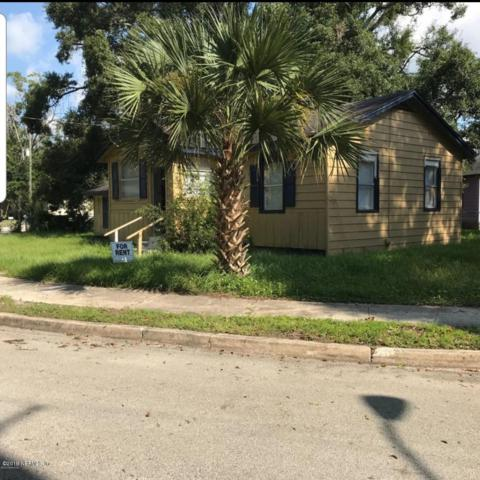 2831 Woodland St, Jacksonville, FL 32209 (MLS #983171) :: The Hanley Home Team