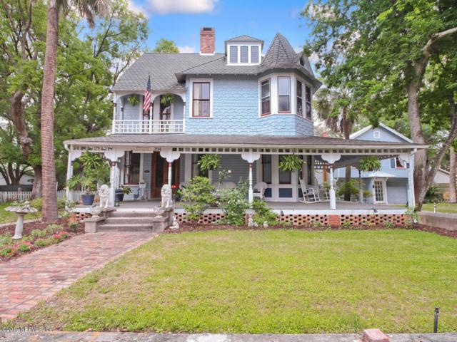 214 S 7TH St, Fernandina Beach, FL 32034 (MLS #983591) :: EXIT Real Estate Gallery