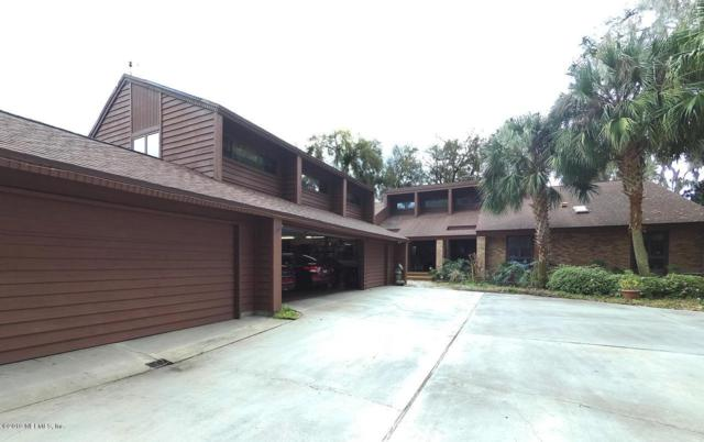 8249 Colee Cove Branch Rd, St Augustine, FL 32092 (MLS #983868) :: The Hanley Home Team
