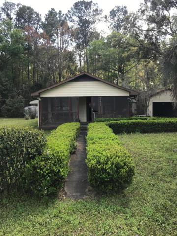 15813 County Road 108, Hilliard, FL 32046 (MLS #984149) :: Berkshire Hathaway HomeServices Chaplin Williams Realty
