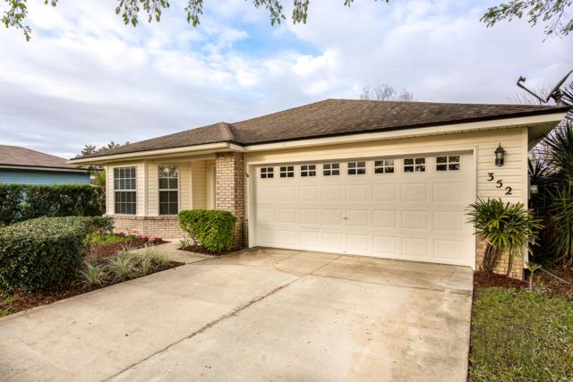 352 Summer Springs Ct, Jacksonville, FL 32225 (MLS #984627) :: The Hanley Home Team