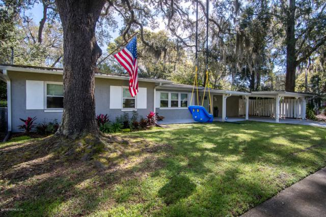 7243 Ventura Ave, Jacksonville, FL 32217 (MLS #984645) :: Memory Hopkins Real Estate