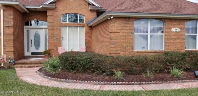 825 Poydras Ln W, Jacksonville, FL 32218 (MLS #984731) :: Florida Homes Realty & Mortgage