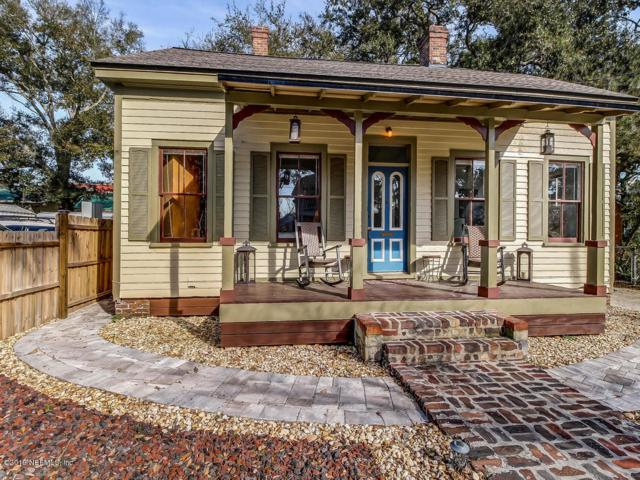 110 S 5TH St, Fernandina Beach, FL 32034 (MLS #984856) :: Pepine Realty