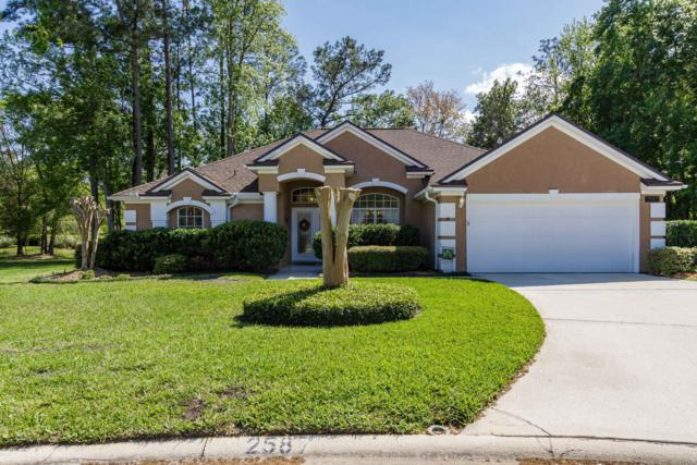 2587 Ashbury Ct, Orange Park, FL 32073 (MLS #984914) :: Berkshire Hathaway HomeServices Chaplin Williams Realty