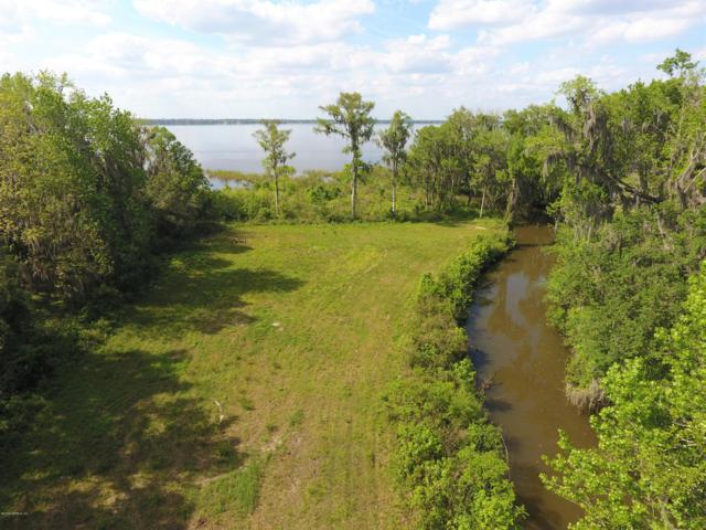 281 Federal Point Rd, East Palatka, FL 32131 (MLS #985075) :: Berkshire Hathaway HomeServices Chaplin Williams Realty