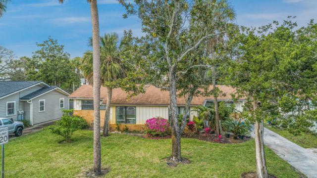 307 4TH St, Atlantic Beach, FL 32233 (MLS #985232) :: Memory Hopkins Real Estate