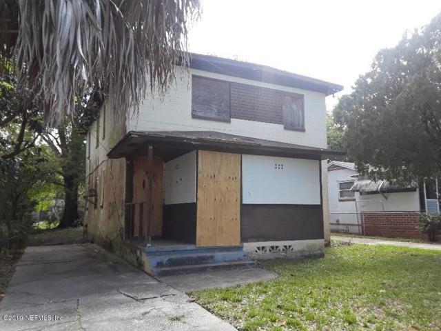 1031 Powhattan St, Jacksonville, FL 32209 (MLS #985254) :: Florida Homes Realty & Mortgage