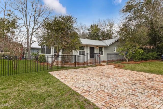515 Fir St, Fernandina Beach, FL 32034 (MLS #985299) :: Berkshire Hathaway HomeServices Chaplin Williams Realty