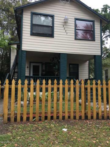2027 W 12TH St, Jacksonville, FL 32209 (MLS #985318) :: Sieva Realty