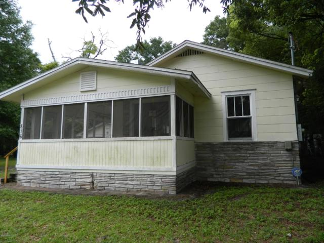 816 Ashford St, Jacksonville, FL 32208 (MLS #985532) :: Memory Hopkins Real Estate