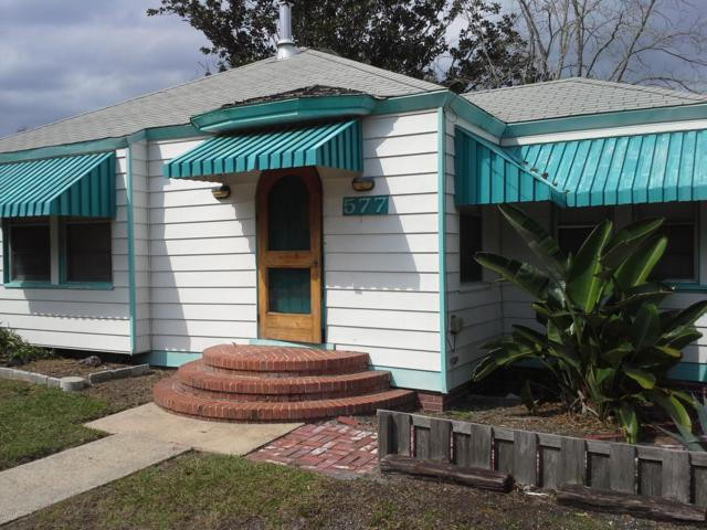 577 W 49TH St, Jacksonville, FL 32208 (MLS #985538) :: EXIT Real Estate Gallery