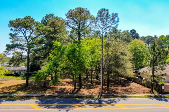 0.7 ACRES Starratt Rd, Jacksonville, FL 32218 (MLS #985558) :: The Edge Group at Keller Williams