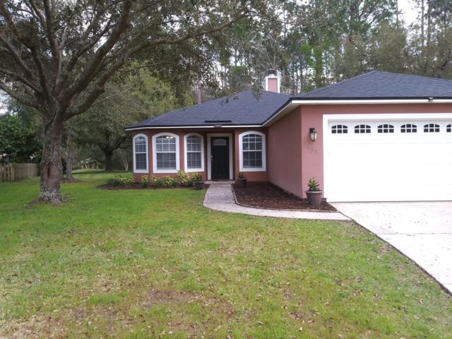 933 Lake Sanford Ct, St Augustine, FL 32092 (MLS #985567) :: Sieva Realty