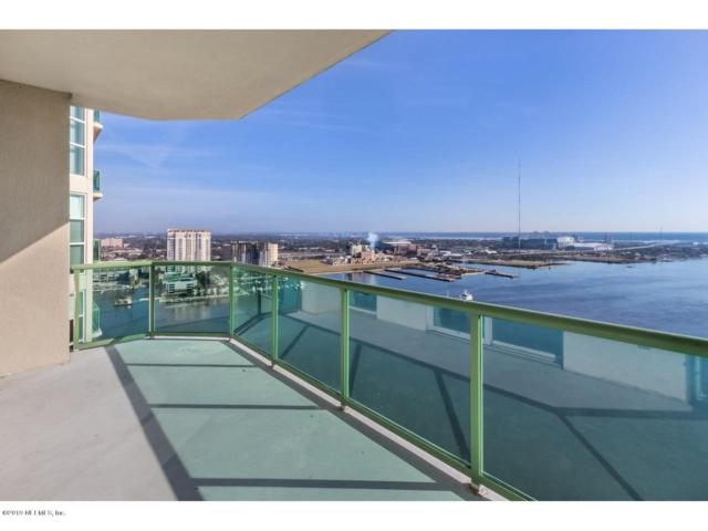 1431 Riverplace Blvd #2506, Jacksonville, FL 32207 (MLS #985670) :: Summit Realty Partners, LLC