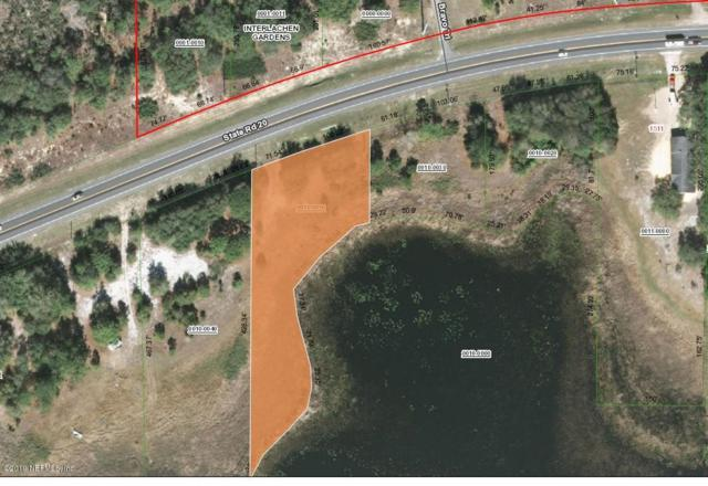 1521 State Road 20, Interlachen, FL 32148 (MLS #985760) :: Jacksonville Realty & Financial Services, Inc.