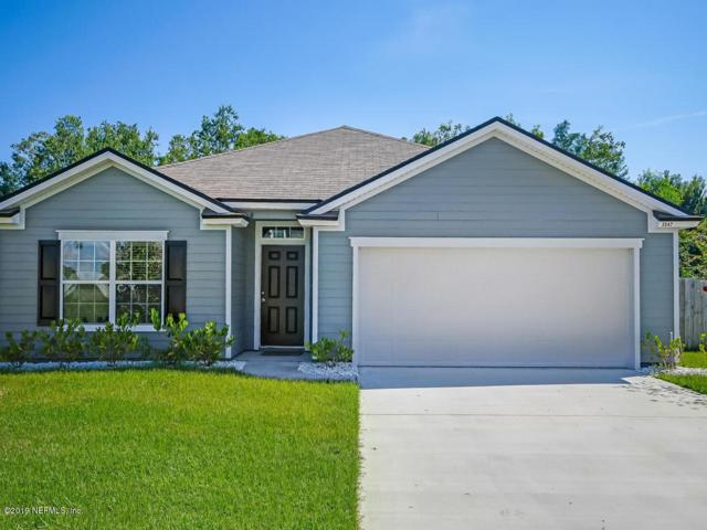 3547 Summit Oaks Dr, GREEN COVE SPRINGS, FL 32043 (MLS #985870) :: The Hanley Home Team