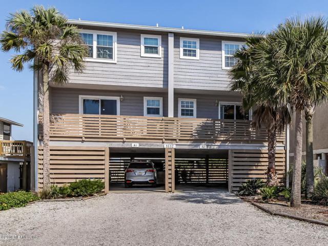 1032 N Fletcher Ave A-2, Fernandina Beach, FL 32034 (MLS #986021) :: The Hanley Home Team