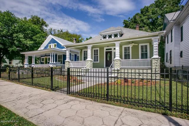 331 E 9TH St, Jacksonville, FL 32206 (MLS #986040) :: The Hanley Home Team